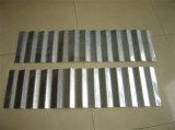 Оцинкованной стали гофрированный металлический лист строительные материалы