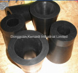 Funil de PU para descarga de concreto com alta resistência ao desgaste