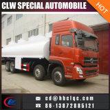 좋은 품질 40m3 32mt 디젤 엔진 납품 트럭 연료 유조선