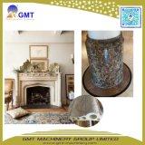Profil de marbre d'imitation de Faux de pointe de PVC/boudineuse à vis jumelle de tuile