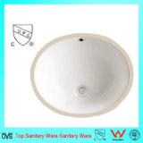 カナダStalyの高品質の背部はマッサージのキャビネットのCupcの陶磁器の洗面器を緩和する