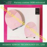 Machine à laver faciale de massage d'épierreuse de silicones