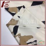 Tela de seda da cópia 19mm 100% do teste padrão do cavalo
