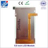 5.0 '' TFT LCD Bildschirm-Baugruppe mit Farbe LCM Ili9806e-2 der Noten-480*854