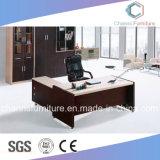 Escritorio moderno del encargado del vector de la oficina de los muebles el 1.8m