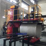 Sistema automatico registrabile della saldatura del saldatore TIG/MIG/Plasma dell'aggraffatura del cilindro