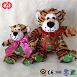 Cadeau de Noël en peluche de l'éléphant Kids Soft mignon charmant jouet en peluche