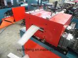 Plastik-EPE Schaumgummi-Frucht-Netz/Ineinander greifen-Deckel-Extruder, der Maschine Jc-EPE-W65 herstellt