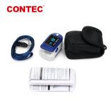 Contec Cms50dの携帯用血の試験装置SpO2の酸化濃度計