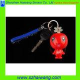 自衛の小型個人的な機密保護アラーム個人的な緊急時アラームHw-3209