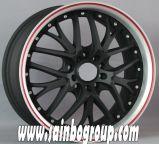 Bordes de la rueda de la aleación del coche de la alta calidad 12inch-26inch para la venta
