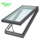 Finestra di alluminio del tetto lustrata doppio