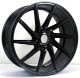 市場の点が付いているアルミニウムタイヤの予備品SGSの合金の車輪の後の17インチ