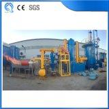 Resíduos Industriais Haiqi Gasifier fornos de pirólise de resíduos urbanos