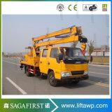 10m al carrello di movimentazione ambientale 4X2 di 24m
