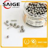 Fabbrica della Cina della sfera dell'acciaio inossidabile di RoHS G100 5/32inch Ss304