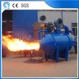 Verpulverde Kolenbrander voor Boiler Met gas