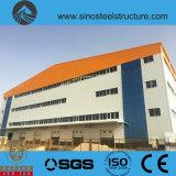 Ce BV ISO SGS Pre-Engineered Almacén de la construcción de acero (TRD-074)
