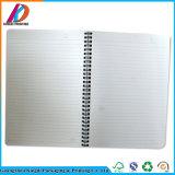 PVC à couverture rigide personnalisée pour ordinateur portable en spirale de l'école