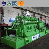 海外市場100kw - 500kwガスエンジンの生物量の発電機のため