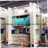 Máquina de perfuração aluída do dobro do frame de H