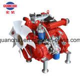 Kleine Dieselmotor voor het Systeem van de Brand