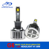 2016 bulbo caliente de la viruta H1 LED de la linterna 30W 3200lm Osram del coche LED de la venta, bulbos de la linterna del LED, linterna de la motocicleta del LED