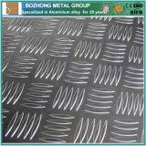Hete Verkoop 7075 de Geruite Plaat van het Aluminium