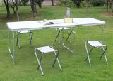Hot Sales Portable Dining Chair Table Set