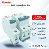 Тип MCB переключателя автомата защити цепи IEC поставщика Китая Approved электрический миниый