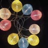 Lumière neuve de chaîne de caractères de DEL avec la décoration d'arbre, lumière de Noël