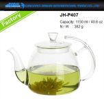 500ml tè ecologico, cristalleria del creatore di caffè con il coperchio di bambù