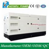 генератор 104kw 114kw Hongfu звукоизоляционный молчком тепловозный с двигателем Volvo