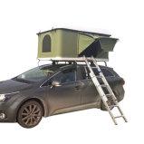 Tenda automatica della parte superiore del tetto di strato di Singler della tela di canapa del cotone