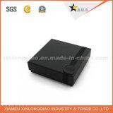 カスタムマットのラミネーションの多彩な印刷の波形の黒い紙箱