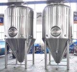 fermentatore conico del rivestimento del glicol 5000L