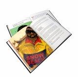 Hardcover di stampa del libro di colore di Casebound quattro