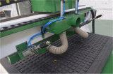 Selbstköpfe CNC-Holz-Maschine des hilfsmittel-Wechsler CNC-Fräser-4