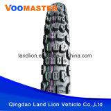 100% Garantía de calidad de patrón de moto de Cross Country 4.10-18 de neumáticos