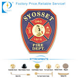 Custom Venta caliente Soft enamel pasador metálico Badge