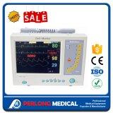 Equipo Médico de 10,4 pulgadas First-Aid Desfibrilador monofásica y bifásica PT-9000b