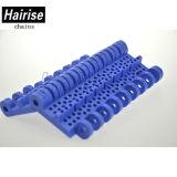 Hairise 800 Transfering Apertures Standard Flat Modular Belt for Sea Food