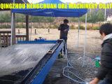 Secouer alluviaux goulotte de récupération d'or