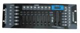Consola ligera principal móvil del regulador 192 DMX de la iluminación de la etapa