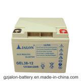 De diepe Batterij 12V38ah van de Macht van het Gel van de Cyclus voor EPS Systeem