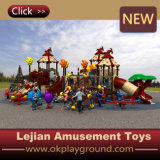 Durable New Design Kids Outdoor Playground Slide (X1506-11)