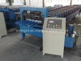 Machine de formage de rouleaux de feuilles d'acier trapézoïdal