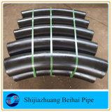 Coude de tuyauterie de grande taille de l'ajustage de précision de pipe d'acier du carbone 90deg 5D