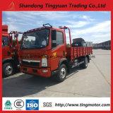 5 veicolo leggero di tonnellata HOWO caldo sulla vendita