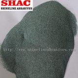 Carbure de silicium vert pour le sablage